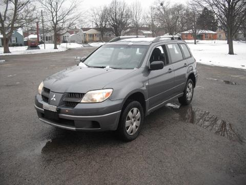 2005 Mitsubishi Outlander for sale in Columbus, OH