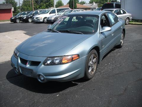 2003 Pontiac Bonneville for sale in Columbus, OH