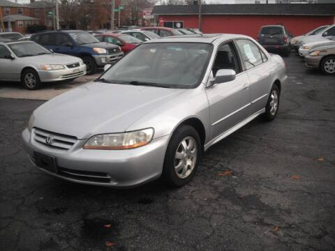 2002 Honda Accord for sale in Columbus, OH