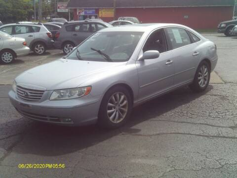 2007 Hyundai Azera for sale at Flag Motors in Columbus OH