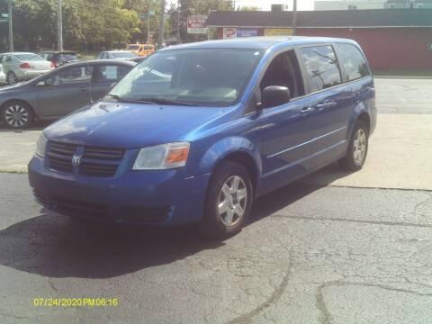 2010 Dodge Grand Caravan for sale at Flag Motors in Columbus OH