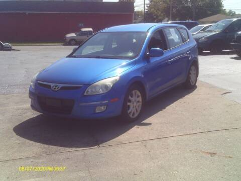 2009 Hyundai Elantra for sale at Flag Motors in Columbus OH