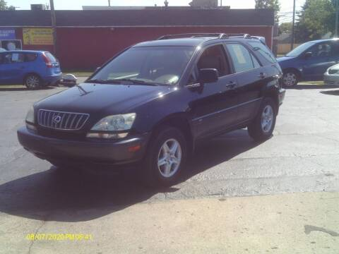 2002 Lexus RX 300 for sale at Flag Motors in Columbus OH