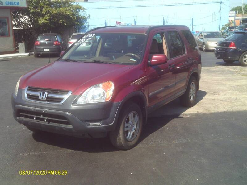 2003 Honda CR-V for sale at Flag Motors in Columbus OH