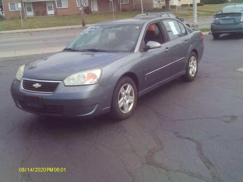 2006 Chevrolet Malibu for sale at Flag Motors in Columbus OH