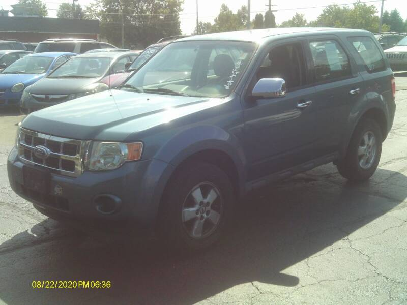 2012 Ford Escape for sale at Flag Motors in Columbus OH