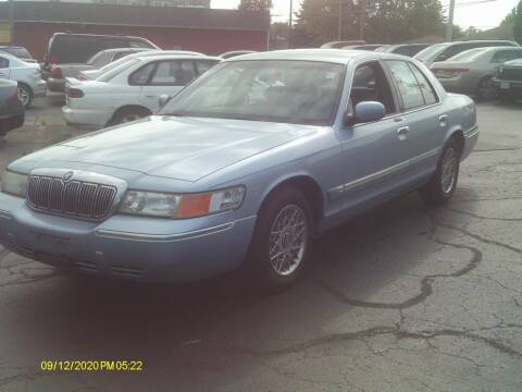 1999 Mercury Grand Marquis for sale at Flag Motors in Columbus OH