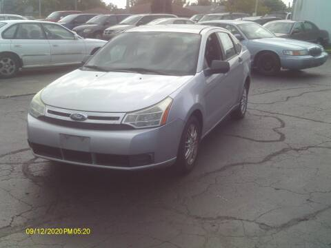 2010 Ford Focus for sale at Flag Motors in Columbus OH