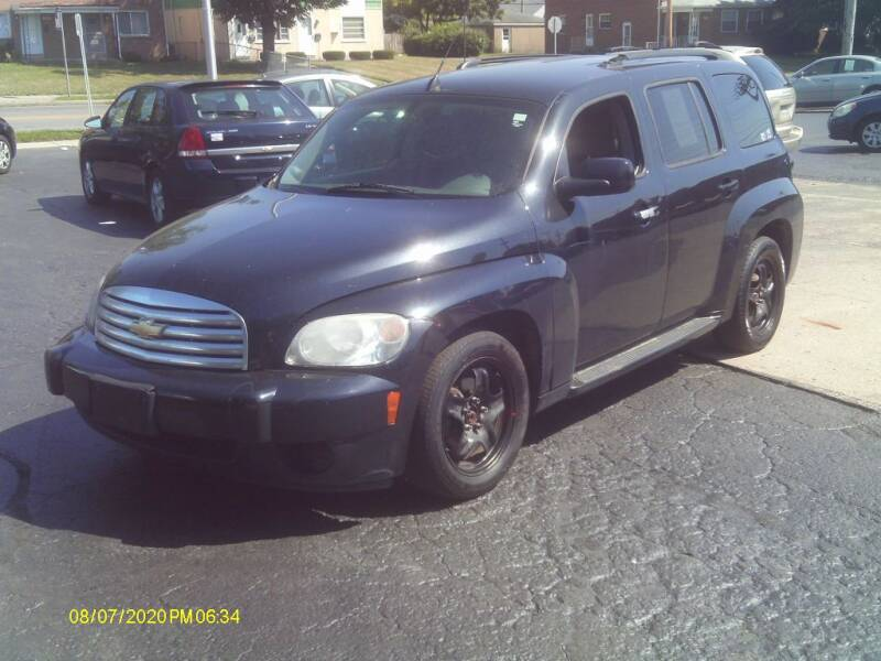 2011 Chevrolet HHR for sale at Flag Motors in Columbus OH