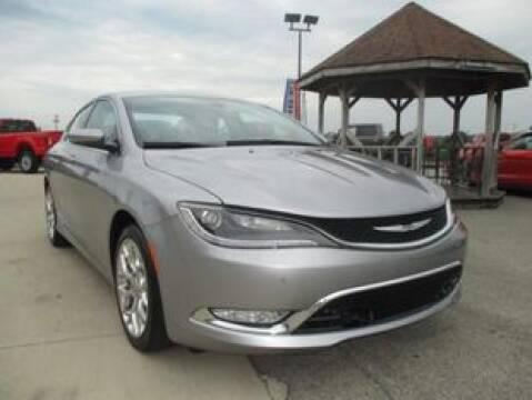 2015 Chrysler 200 for sale in Brandenburg, KY