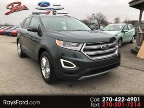 2015 ford edge for sale in kentucky. Black Bedroom Furniture Sets. Home Design Ideas