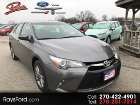 2017 Toyota Camry for sale in Brandenburg, KY