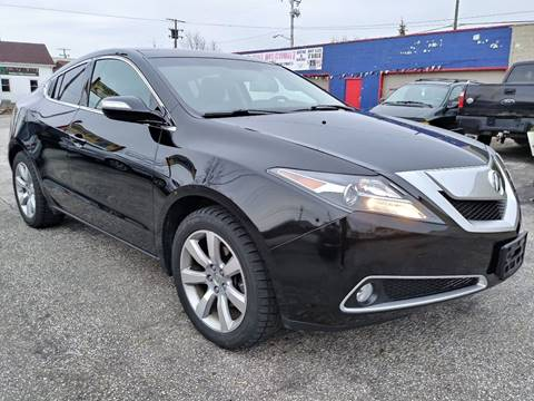 Used Acura ZDX For Sale In Ohio Carsforsalecom - Used acura zdx for sale