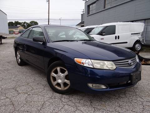 2003 Toyota Camry Solara For Sale In Parma, OH