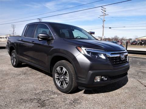 2017 Honda Ridgeline for sale in Parma, OH