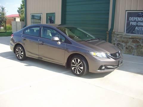 2013 Honda Civic EX L