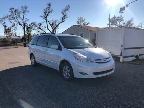 2006 Toyota Sienna for sale at Lucky Motors in Panama City FL