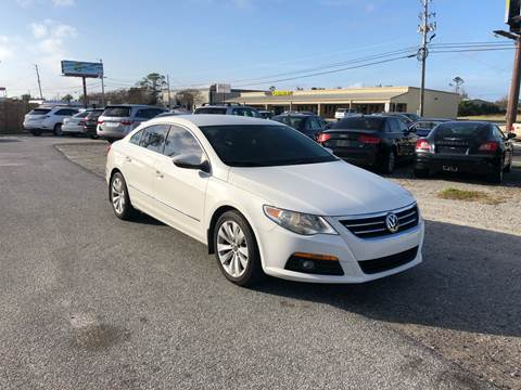 2010 Volkswagen CC Sport for sale at Lucky Motors in Panama City FL