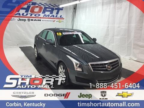 Cadillac ats for sale in kentucky for Mark motors corbin ky