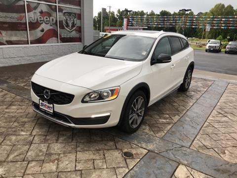 2017 Volvo V60 Cross Country for sale in Corbin, KY