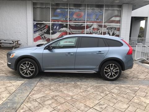 2018 Volvo V60 Cross Country for sale in Corbin, KY