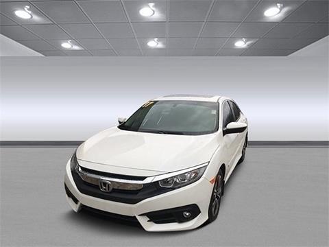 2017 Honda Civic for sale in Corbin, KY