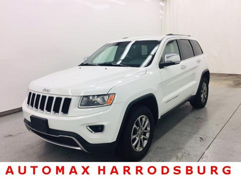 2014 jeep grand cherokee for sale in kentucky. Black Bedroom Furniture Sets. Home Design Ideas