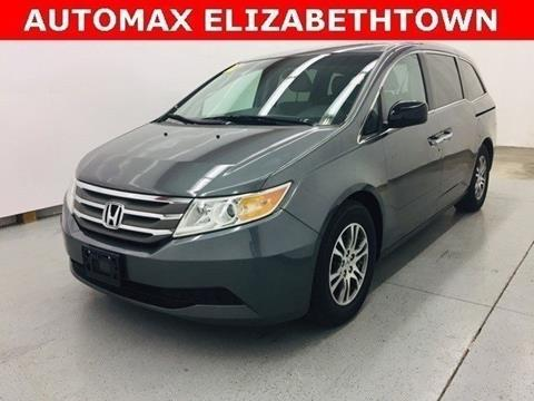 2012 Honda Odyssey for sale in Corbin, KY