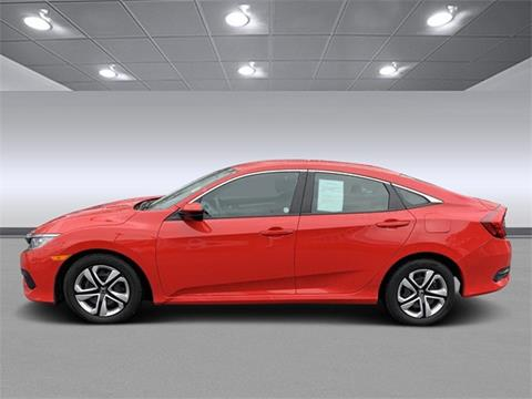 2017 Honda Civic for sale in Corbin, KY