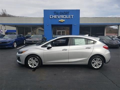 2019 Chevrolet Cruze for sale in Corbin, KY