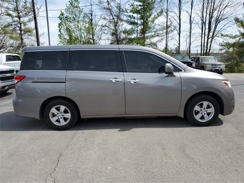 2013 Nissan Quest for sale in Corbin, KY