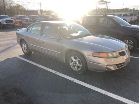 2002 Pontiac Bonneville for sale in Corbin, KY
