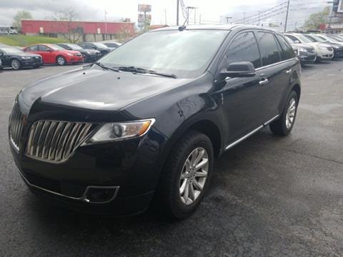 2013 Lincoln MKX for sale in Corbin, KY