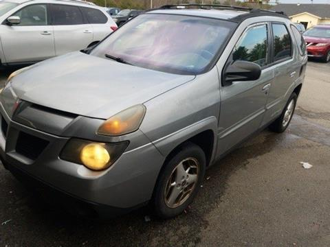 2004 Pontiac Aztek for sale in Corbin, KY