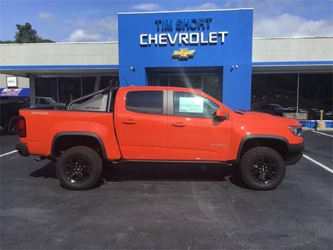 2019 Chevrolet Colorado for sale at Tim Short Auto Mall in Corbin KY