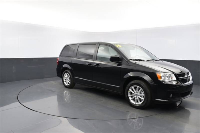 2020 Dodge Grand Caravan for sale at Tim Short Auto Mall in Corbin KY