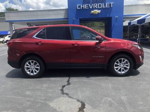 2020 Chevrolet Equinox for sale at Tim Short Auto Mall in Corbin KY