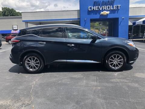 2017 Nissan Murano for sale at Tim Short Auto Mall 2 in Corbin KY