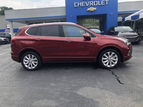 2017 Buick Envision for sale at Tim Short Auto Mall 2 in Corbin KY