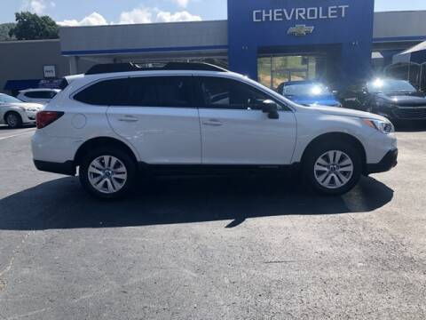 2017 Subaru Outback for sale at Tim Short Auto Mall in Corbin KY