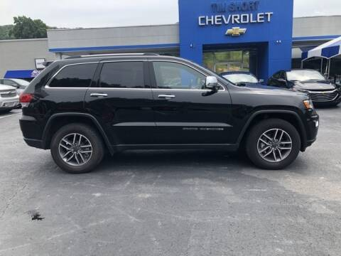 2020 Jeep Grand Cherokee for sale at Tim Short Auto Mall 2 in Corbin KY