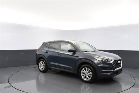 2019 Hyundai Tucson for sale at Tim Short Auto Mall in Corbin KY