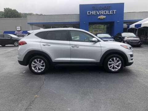 2019 Hyundai Tucson for sale at Tim Short Auto Mall 2 in Corbin KY