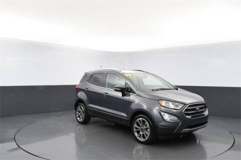 2019 Ford EcoSport for sale at Tim Short Auto Mall in Corbin KY
