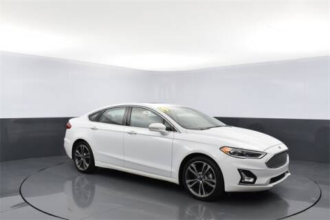 2019 Ford Fusion for sale at Tim Short Auto Mall in Corbin KY
