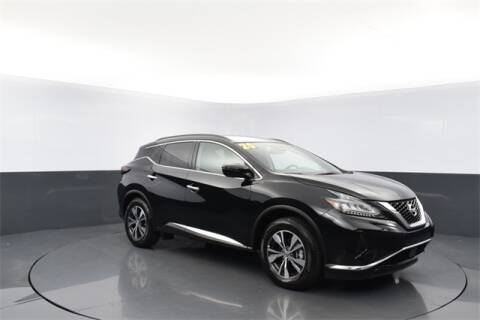 2020 Nissan Murano for sale at Tim Short Auto Mall 2 in Corbin KY