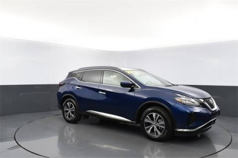 2020 Nissan Murano for sale at Tim Short Auto Mall in Corbin KY