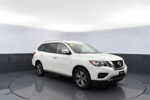 2018 Nissan Pathfinder for sale at Tim Short Auto Mall in Corbin KY
