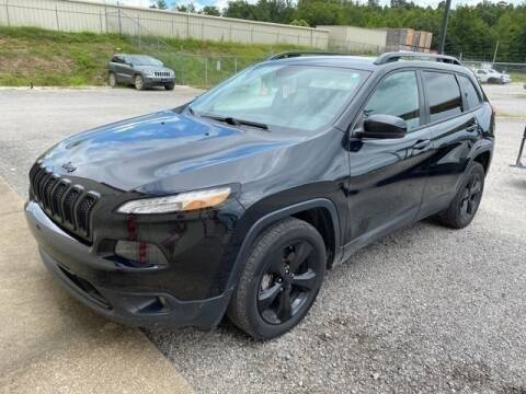 2016 Jeep Cherokee for sale at Tim Short Auto Mall in Corbin KY