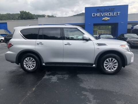 2019 Nissan Armada for sale at Tim Short Auto Mall 2 in Corbin KY